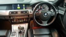 2012 BMW 5 SERIES 528I M-SPORTS (A) REG 2012, LOCAL MODEL (CKD), ONE DIRECTOR OWNER, SELDOM USE, LOW MILEAGE DONE 105K KM, 18\