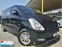 2010 HYUNDAI STAREX 2.5D (A) MPV 1 CAREFUL OWNER GOOD CONDITION ACC FREE PROMOTION PRICE.