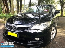 2010 HONDA CIVIC 1.8S I-VTEC MUGEN NEW FACELIFT 1 OWNER