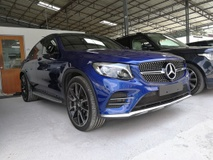 2017 MERCEDES-BENZ GLC 43 4MATIC AMG PREMIUM