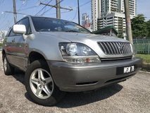 1999 TOYOTA HARRIER 3.0 (A) DOKTOR OWNER NICE NUMBER 78 LIKE NEW