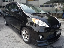2011 PERODUA ALZA 1.5 EZi (A) Full Bodykits One Owner