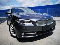 2015 BMW 5 SERIES 523i GRACE LINE EDITION LIMITED - UNREG- READY TO VIEW