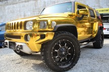 2008 HUMMER H3 3.7 CBU S/ROOF ELECT/SEAT RARE LIMITED