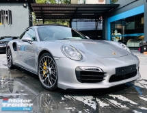 2013 PORSCHE 911 (991) TURBO S 3.8 LIKE NEW