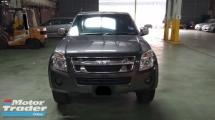2011 ISUZU D-MAX 2.5L 4X2 DOUBLE CAB
