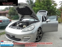 2010 PORSCHE PANAMERA 3.6 V6 4S PDK Sport SUPERB LikeNEW NICE NUMBER