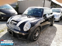 2005 MINI Cooper S 1.6 Auto Super Charge Paddle Shift (CASH ONLY)