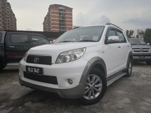 2013 TOYOTA RUSH 1.5 S (A) FULL SPEC ONE OWNER
