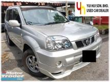 2011 NISSAN X-TRAIL Nissan X-TRAIL 2.0 LUXURY(A) FULL LEATHER SEAT