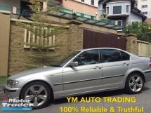 2004 BMW 3 SERIES 2004 BMW 325i 2.5A