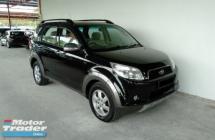 2010 TOYOTA RUSH Toyota RUSH 1.5 S FACELIFT VVTi Tiptop