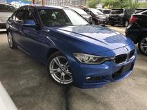 2014 BMW 3 SERIES 320d 320 d 2.0 Diesel Turbo M Sport Head Up Display Surround Camera Pre Crash Radar Cruise Control