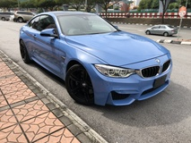 2015 BMW M4 M4 3.0 Two Twin Power Turbo Surround Camera Head Up Display Carbon Roof