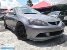 2007 HONDA INTEGRA TYPE R RACE BASE SPORT EDITION WEEKEND CAR
