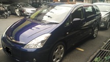 2005 TOYOTA WISH 1.8 (A) BEST DEAL
