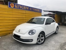 2014 VOLKSWAGEN BEETLE TSi 1.4 TURBO DAYLIGHT FULL SPEC