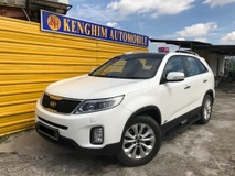 2015 KIA SORENTO 2.4 (A) ENCHANCED AWD NEW FACELIFT