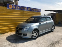2011 SUZUKI SWIFT 1.5 (A) KEYLESS ENTRY FULL SPEC