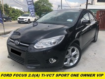 2016 FORD FOCUS 2.0 TDCI SPORT AUTO PILOT PARKING