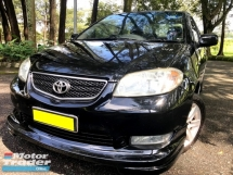 2005 TOYOTA VIOS 1.5G (AT) FULL SPEC VVTI 1 OWNER LOW PRICE
