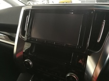 2015 TOYOTA VELLFIRE 3.5 ZAG FULL LEATHER UNREG 2015