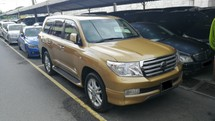 2011 TOYOTA LAND CRUISER ZX 4.6