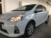 2012 TOYOTA PRIUS C 1.5 (A) - ONE LADY OWNER