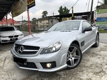 2008 MERCEDES-BENZ SL 63 AMG V8 (A) RARE UNIT