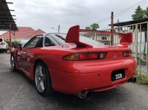 1996 MITSUBISHI GTO GTO TWIN TURBO FACELIFT MANUAL