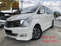 2013 HYUNDAI GRAND STAREX ROYALE  Facelift FULL SERVICE 7xk km