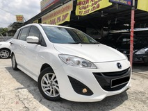 2014 MAZDA 5 2.0 (A) TWIN POWER DOOR FULL SERVICE MAZDA