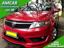 2013 PROTON PREVE 1.6 CFE PREMIUM R3 TURBO PUSH START