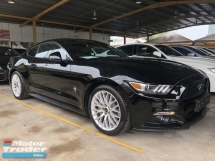 2017 FORD MUSTANG 2.3 EcoBoost Turbocharged 310hp SHAKER® Surround Sport/Race Drive Select Xenon LED Push Start Button Multi Function Steering Reverse Camera Bluetooth Connectivity Unreg