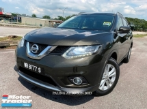 2015 NISSAN X-TRAIL 2.5 (A) 4WD 7 SEATER LEATHER KEYLESS 360 CAMERA