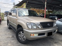 1999 TOYOTA PRADO LANDCRUISE 4.7 V8 (A) CAR KING