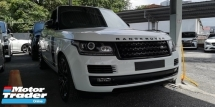 2014 LAND ROVER RANGE ROVER VOUGE 5.0 AUTOBIO / MERIDIAN / PANORAMA ROOF / READY STOCK