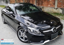 2016 MERCEDES-BENZ C-CLASS 2016 MERCEDES BENZ C180 1.6 TURBO AMG JAPAN SPEC SELLING PRICE ONLY RM 259,000.00 NEGO