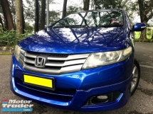 2010 HONDA CITY 1.5E MODULO PADDLE SHIFT FULL LOAN