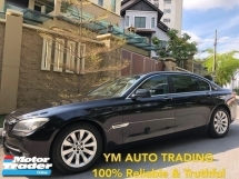 2009 BMW 7 SERIES 2009 BMW 740Li 3.0 A Twin Power VAP818
