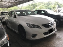 2010 TOYOTA MARK X 2.5 250G FULL BODYKIT VOSSEN RIM 2010 TIP TOP CONDITION