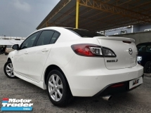 2011 MAZDA 3 1.6 (A) SEDAN CAREFUL OWNER ACC FREE CLEAN INTERIOR PROMOTION PRICE \