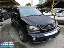 1998 TOYOTA HARRIER 2.2