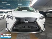 2016 LEXUS RX RX200T FULL LOAD UNREG RX200