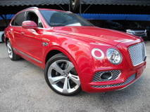 2016 BENTLEY BENTAYGA 6.0 W12 TWIN TURBO