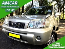 2013 NISSAN X-TRAIL 2.0L CVTC ENHANCED FACELIFT 4X4