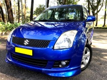 2009 SUZUKI SWIFT 1.5 GL (A) PREMIUM LEATHER BODYKIT SALE