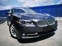 2015 BMW 5 SERIES 520i GRACELINE EDITION (UNREG) - LIMITED EDITION-