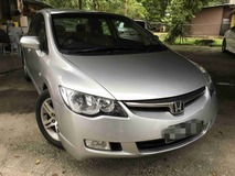 2007 HONDA CIVIC 1.8S i-VTEC (A) Leather Seat One Owner