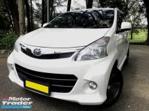 2013 TOYOTA AVANZA 1.5S (A) FULL SPEC 1 OWNER 7 SEAT MPVs